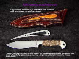 Most Expensive Kitchen Knives by Knife Anatomy Parts Names By Jay Fisher