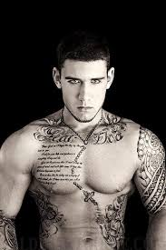 pinning cuz damn he u0027s yummy i rarely like the tattoos guys get