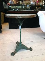 Cast Iron Bistro Table Cast Iron Table Base Lovely Iron Bistro Table Base With