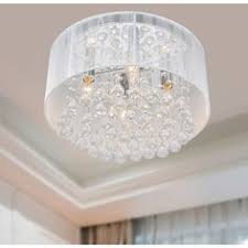 Shabby Chic White Chandelier Chandelier Astounding White Crystal Chandelier White Crystal