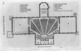floor plan of smithsonian institution building 1856