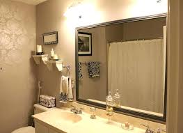 framed bathroom mirror ideas frame bathroom mirror fujifilmshorts