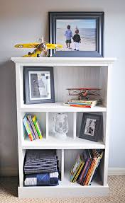 Best Wood To Build A Bookcase How To Upcycle A Cheap Old Bookcase Into A New Design Worthy