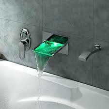 pull out bathtub faucet wall mount bathtub faucet with hand shower triple handle rectangle