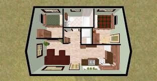One Bedroom Cabin Plans One Bedroom Home Design Ppics Fujizaki