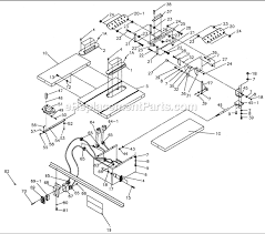powermatic table saw parts powermatic 64a parts list and diagram 1791227k