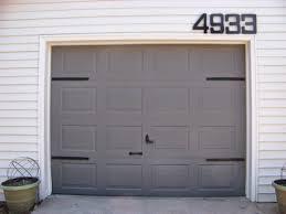 Garage Door Decorative Kits Decoration Hardware Rustic Trim 38