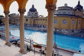 bagno termale e piscina széchenyi budapest guidata bagni termali di budapest