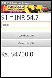 To Usd Usd Inr Currency Converter Android Apps On Play