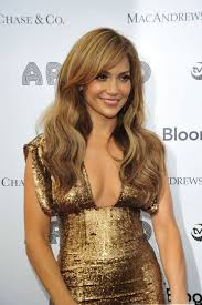 highlights for latina hair j lo is playing santa celebrities do good