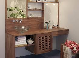 salle de bain plan de travail plan de travail en bois massif pour cuisine et salle de bain