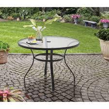 walmart round dining table mainstays heritage park round dining table brown walmart