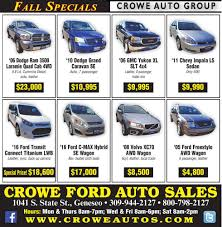 crowe ford crowe ford ad from 2017 10 26 ad vault qctimes com