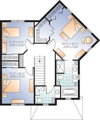 interesting floor plans interesting angled home plan 21953dr architectural designs