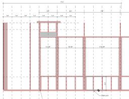 framing layout window sizing framing contractor talk framing layout window sizing