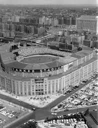 yankee stadium home run lights the original yankee stadium photographs and memories stuff