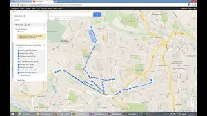 Map My Walk Route Planner by How To Create Driving Test Routes Using My Maps Halifax Youtube