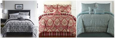 Jcpenney Comforters Jcpenney Select 8 Piece Bedding Sets Only 29 99 Reg Up To 170