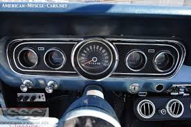 1965 mustang instrument cluster 1966 ford mustang