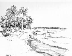 nature drawing picture amazing pencil drawings of nature pencil