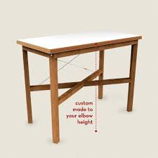Diy Standup Desk by Standing Desk Plans U2013 Lecrafteur Com