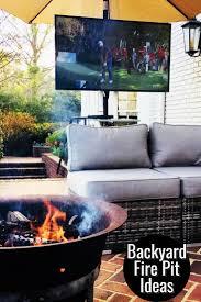 Cheap Firepits Backyard Build A Pit Cheap Easy To Make Pits Backyard