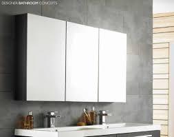 Mirrored Bathrooms Bathroom Bathrooms Design White Gloss Bathroom Wall Cabinet