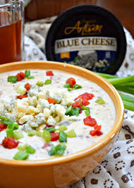 Cottage Cheese Onion Dip by Blue Cheese And Fire Roasted Tomato Queso Recipe