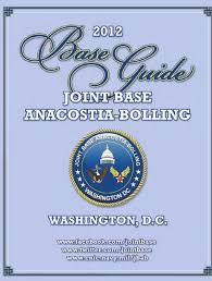 jb anacostia bolling base guide 2012 by dcmilitary com issuu