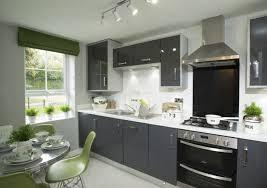 interior designed kitchens barratt homes perry wood oaks worcester interior designed