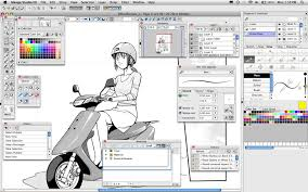 amazon com manga studio ex 4 software