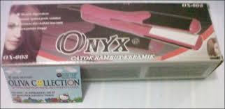 Catokan Ke catokan onyx pelurus rambut oliva collection
