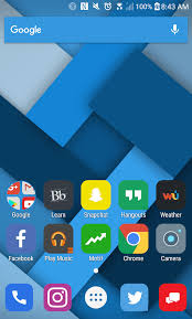 which launcher everyone using with lg v 20 lg v20