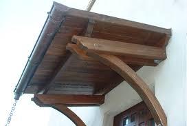 tettoie per porte esterne mattioli sas pensiline in legno coperture in legno roma