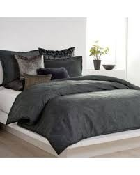 Charcoal Duvet Cover King Sweet Deal On Dkny Gotham King Comforter In Charcoal