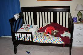 Crib Convert To Toddler Bed by Mood Disordered Mama December 2010