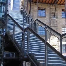 metal stair treads design best metal stair treads