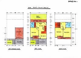 layout ruangan rumah minimalis desain rumah minimalis type 90 pamanalifia