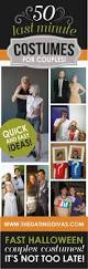 50 last minute couples halloween costume ideas easy costumes