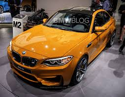 Bmw M3 Yellow 2016 - f87 bmw m2 to arrive in 2016