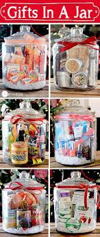 gifts in a jar simple inexpensive and gift jar and
