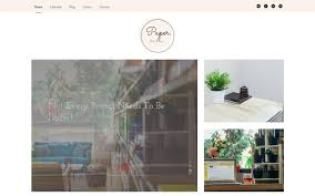 paper bootstrap template for blog websites best template store