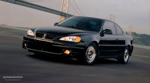 pontiac grand am coupe specs 1998 1999 2000 2001 2002 2003
