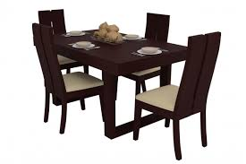 dining table set 4 seater avila mahogany dining table set 4 seater teak wood adona adona woods
