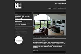 architect website design excellent architecture design sites inside other feel it home