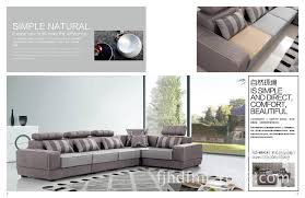 creative combination living room european style leather sofa