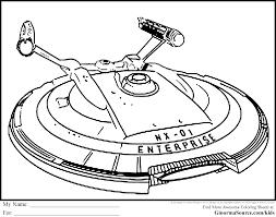 star wars coloring pages starship enterprise gekimoe u2022 84320