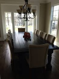 farmhouse table seats 10 114 best farmhouse tables images on pinterest dining rooms home
