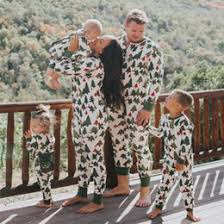 pajamas family set pajamas family set