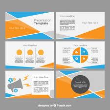 powerpoint design vorlage powerpoint vorlage mit abstrakten formen der